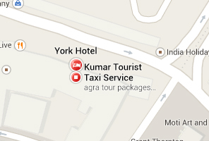 taxi for agra