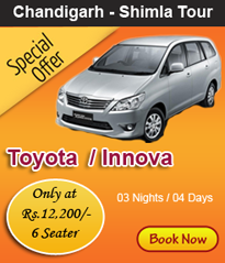 toyota innova car booking delhi
